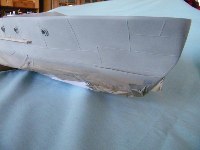 Russian gunboat Bk 1124 au 1/20e sur plan  - Page 6 2877621004328