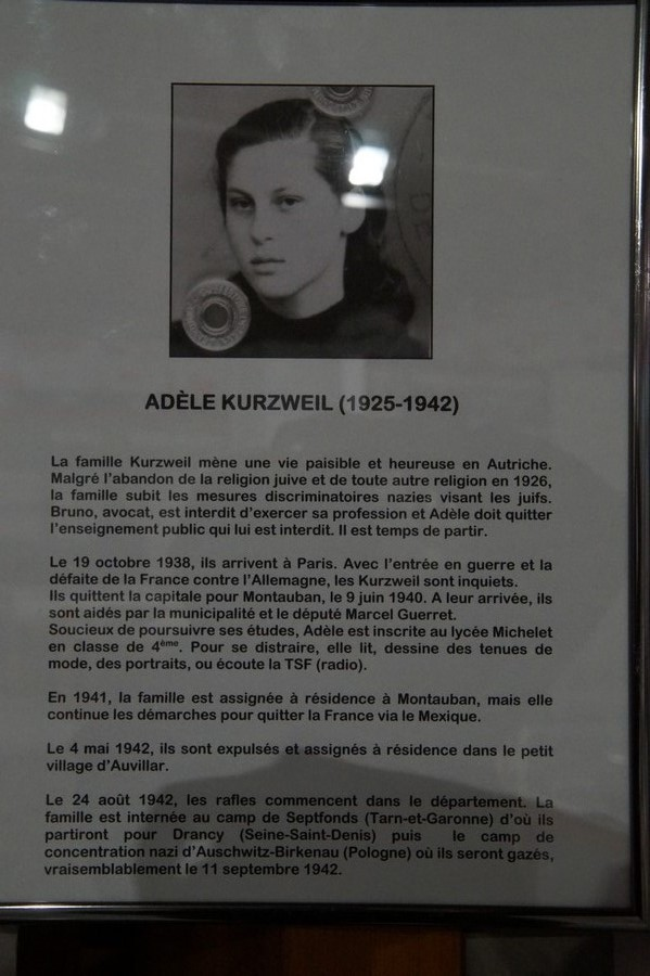[ Histoire et histoires ] Musée de la résistance et du combattant à Montauban 288224DSC07521
