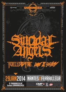 28+29.01 - Suicidal Angels + FbF + ... @ Paris/Nantes 28840120140129suicidalangelsnantes