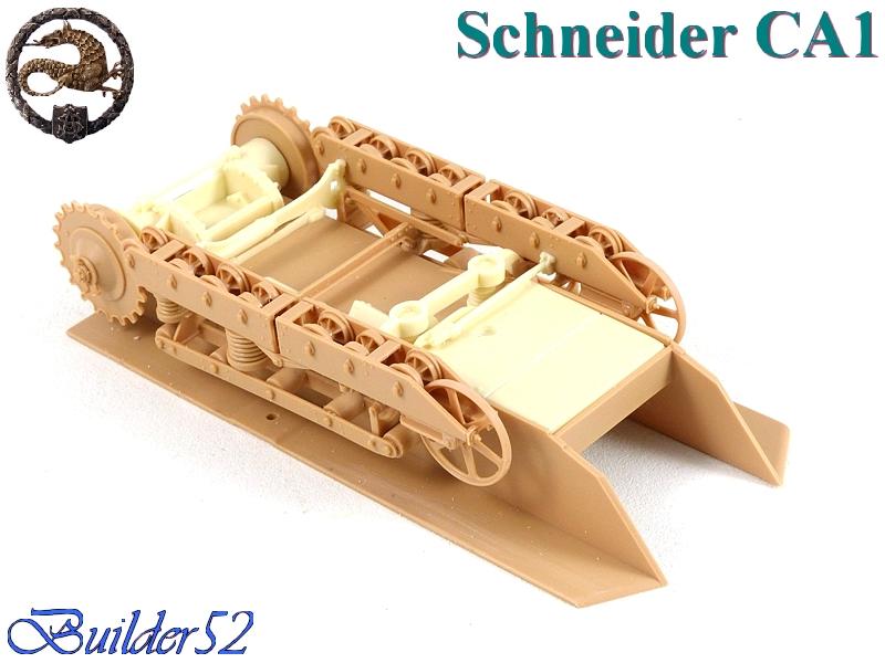 CHAR SCHNEIDER CA 1 - HOBBY BOSS 1/35 288695P1040922