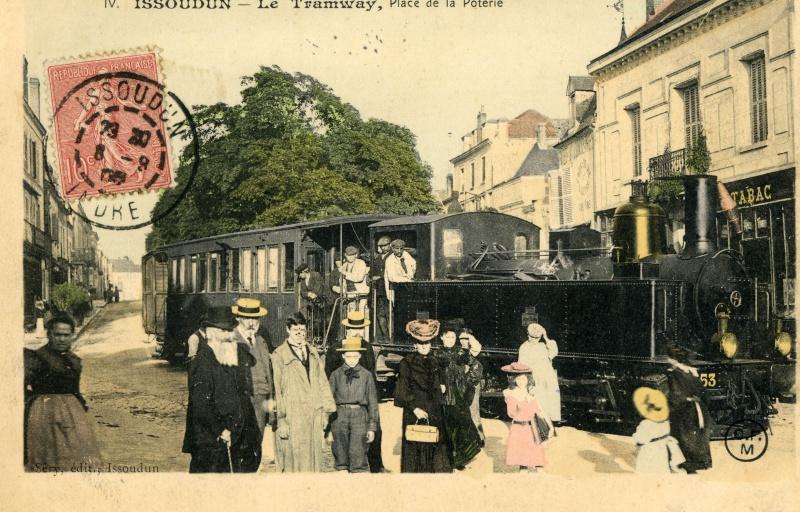 "Le petit ""tacot"" Berrichon 289068Issoudun02"