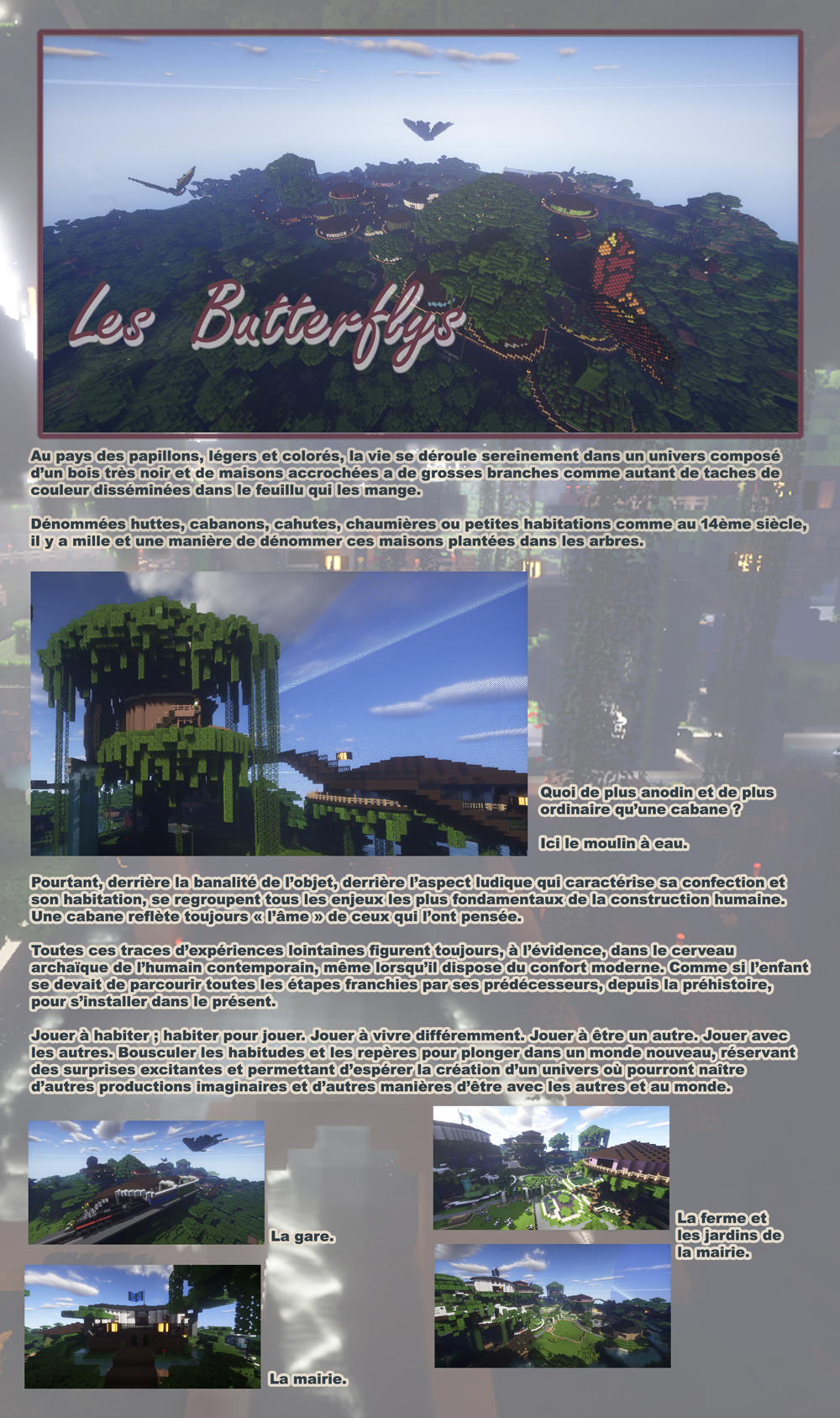 [Archive] Village des Butterflys - Menka - seconde présentation 289632prsentationseconde