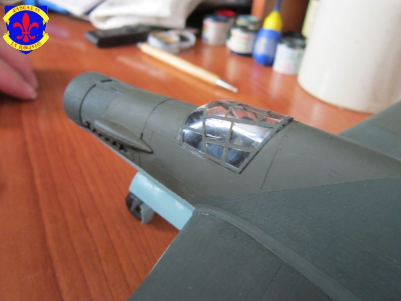 Dornier 335 A PFEIL de Tamiya au 1/48 par Pascal 94 - Page 4 289758IMG40501