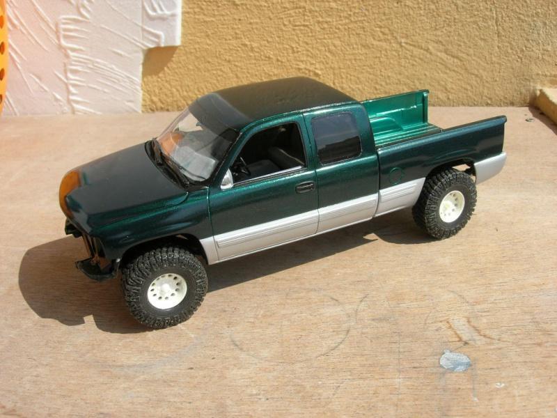 """Chevy Silverado'99 """"off road look"""" - Page 3 289794DSCN9953"""