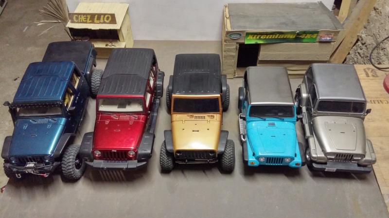 """Jeep JK Unlimited """"Polar Edition"""" et sa petite sœur!!! 28980220150108122640HDR1"""