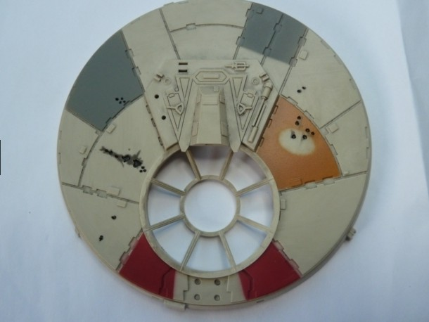 Star Wars - Millennium Falcon Plastic Kit Bandai 290140SanstitreTrueColor01