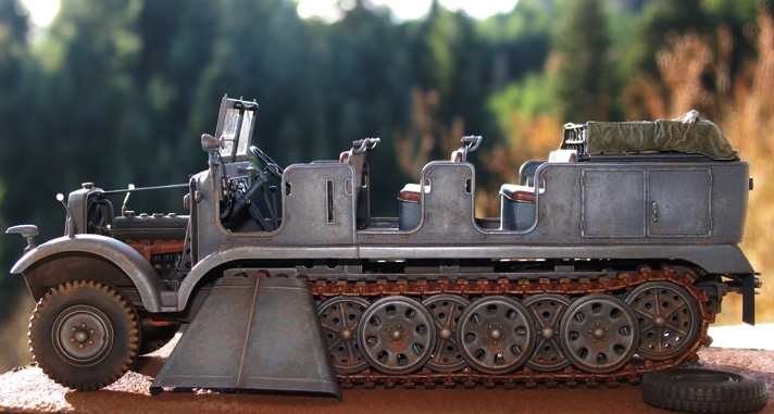Sd.Kfz 6  Trumpeter 1/35 290213modles124022