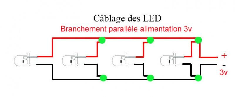 BRANCHEMENT DES LEDS 290409ledc