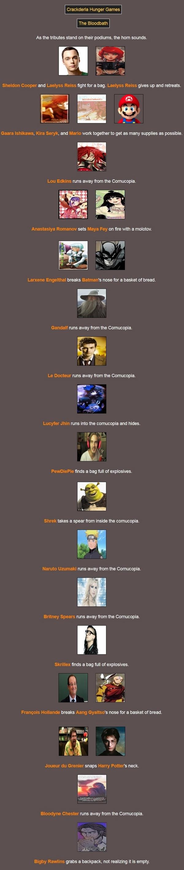 [Crackderla N°1] Hunger Games 29091011Bloodbath