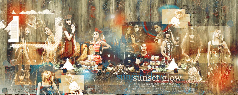 SUNSET GLOW™
