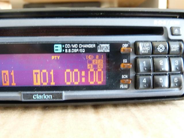 Les Clarion DRX 9175 et 9375, bombes musicales ! 292302P1130128