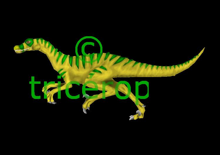 Mes créations. 29232629798Copie__2__de_velociraptor_t936