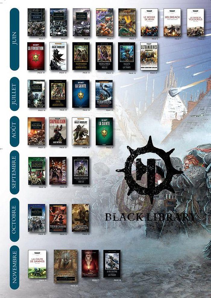Introduction  à la Black Library 292397BLacklibrary
