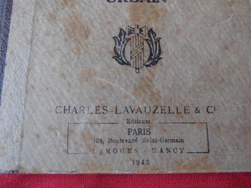 Manuel du Gardien de la Paix 1943 292957P9060027
