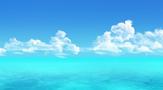 Le côté plage
