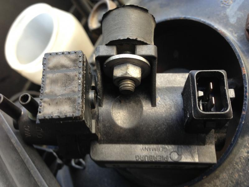 [BMW 730 d E65] Convertisseur de pression 293036IMG4475