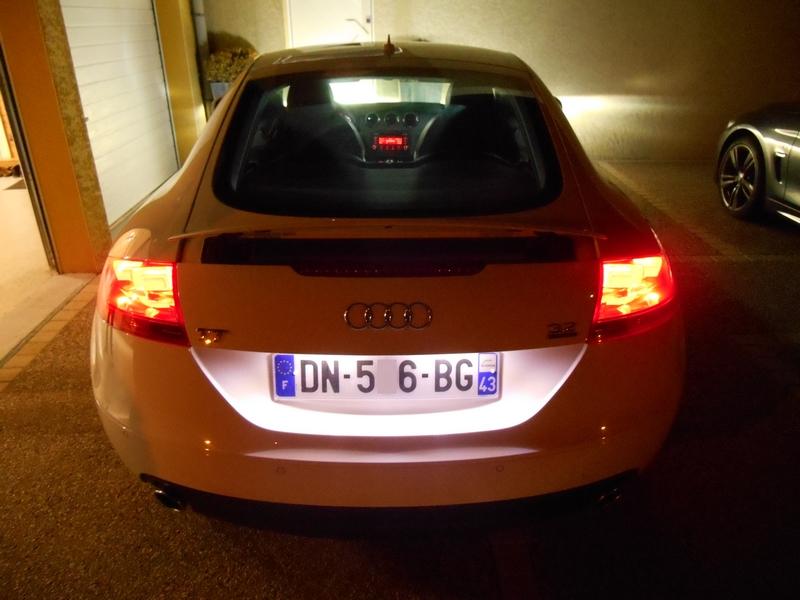 AUDI TT V6 3.2 Blanc Ibis - Page 3 293209631