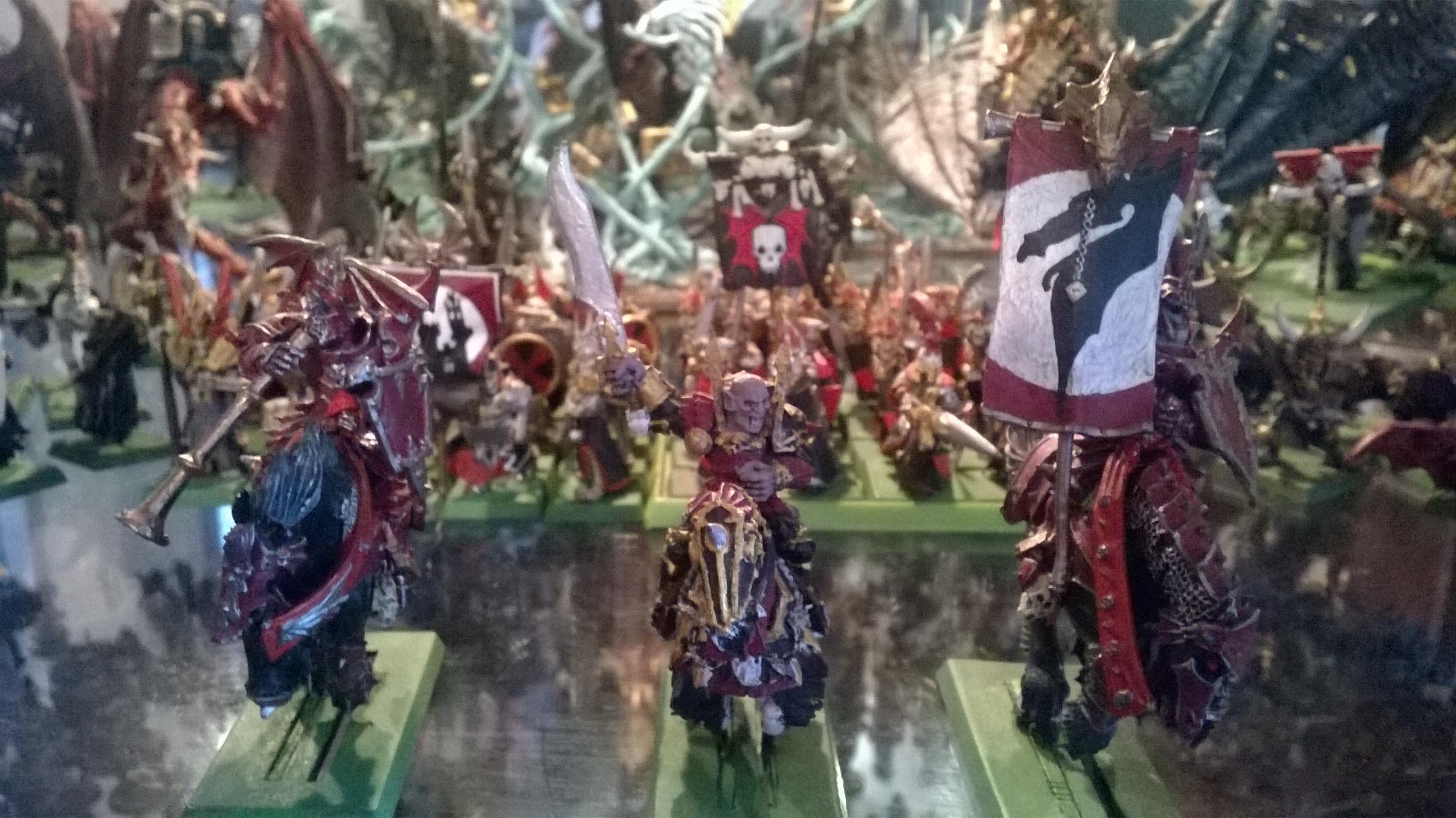 Les Armées de Nico. (Battle & 40K) 2932623413