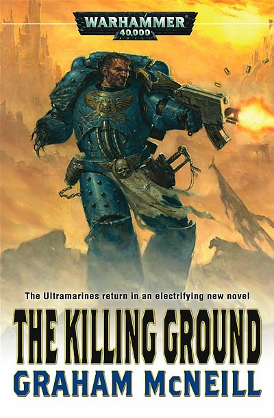 Champ de mort / Courage et Honneur (Uriel Ventris Tome 4 et 5) 293372killingground