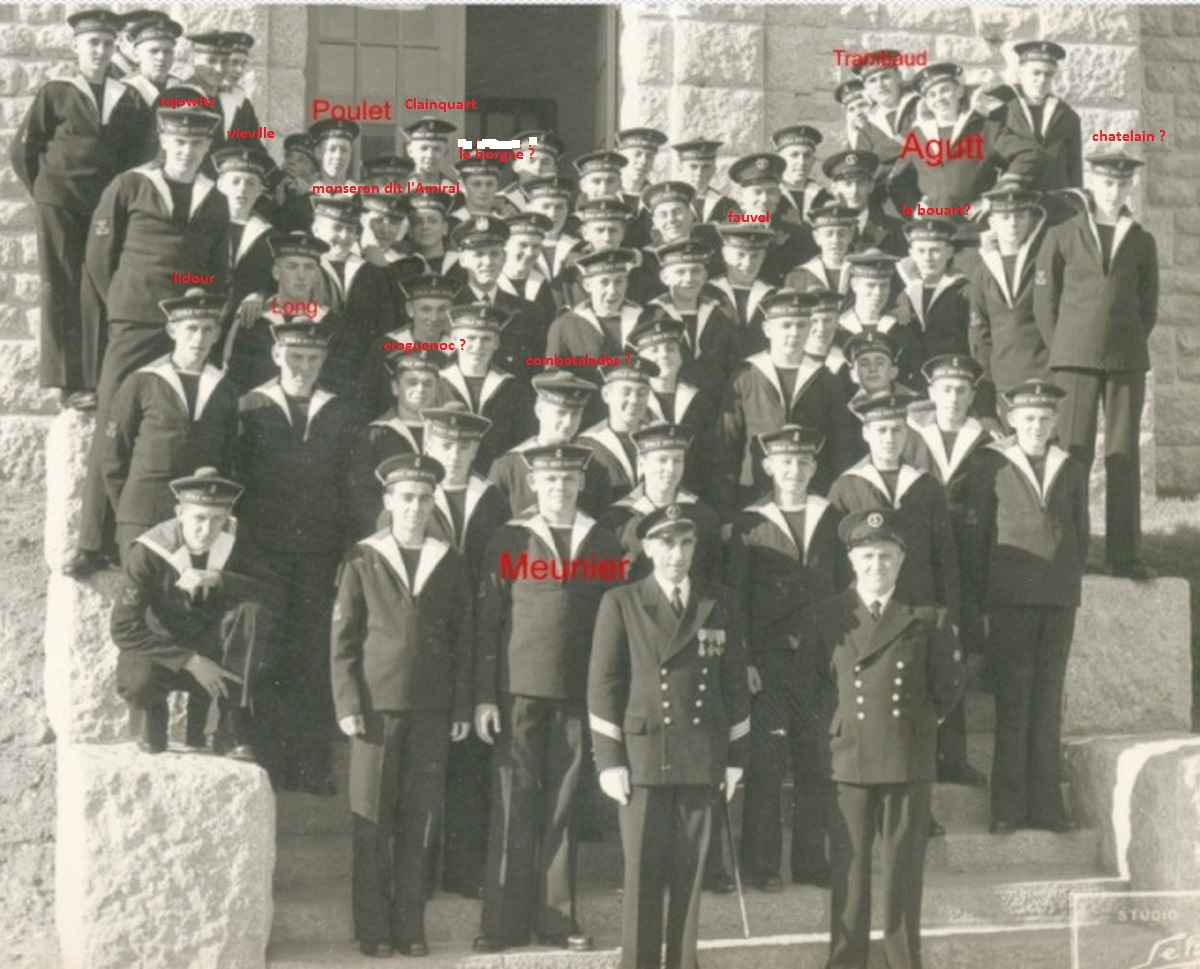 [ École des Mousses ] Promotion 60/61 1ère Compagnie - Page 12 293420Aprsinspection