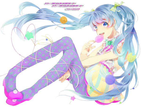Render anime girl 294132mikuhrenderbypartyxglamd7f4yea