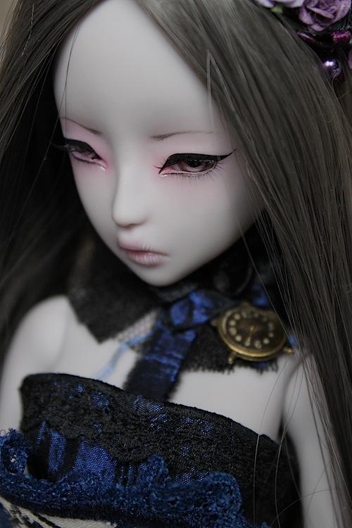 Nymeria (Sixtine Dark Tales Dolls) nouveau make-up p8 294565Alyssiaportrait