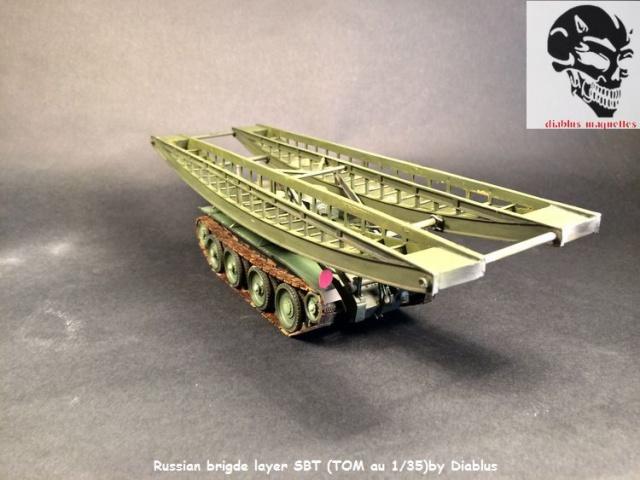 Russian brigde layer SBT (TOM MODELLBAU) 1/35 294863SBT164
