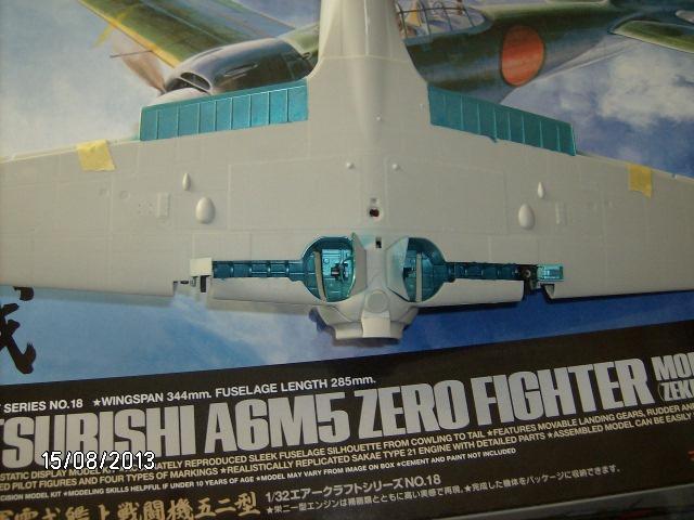 A6M5 ZERO , 1/32 tamiya 295073004