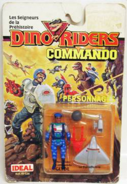 Les jouets DINO-RIDERS ( dinoriders ) - IDEAL 295550114356moyenne