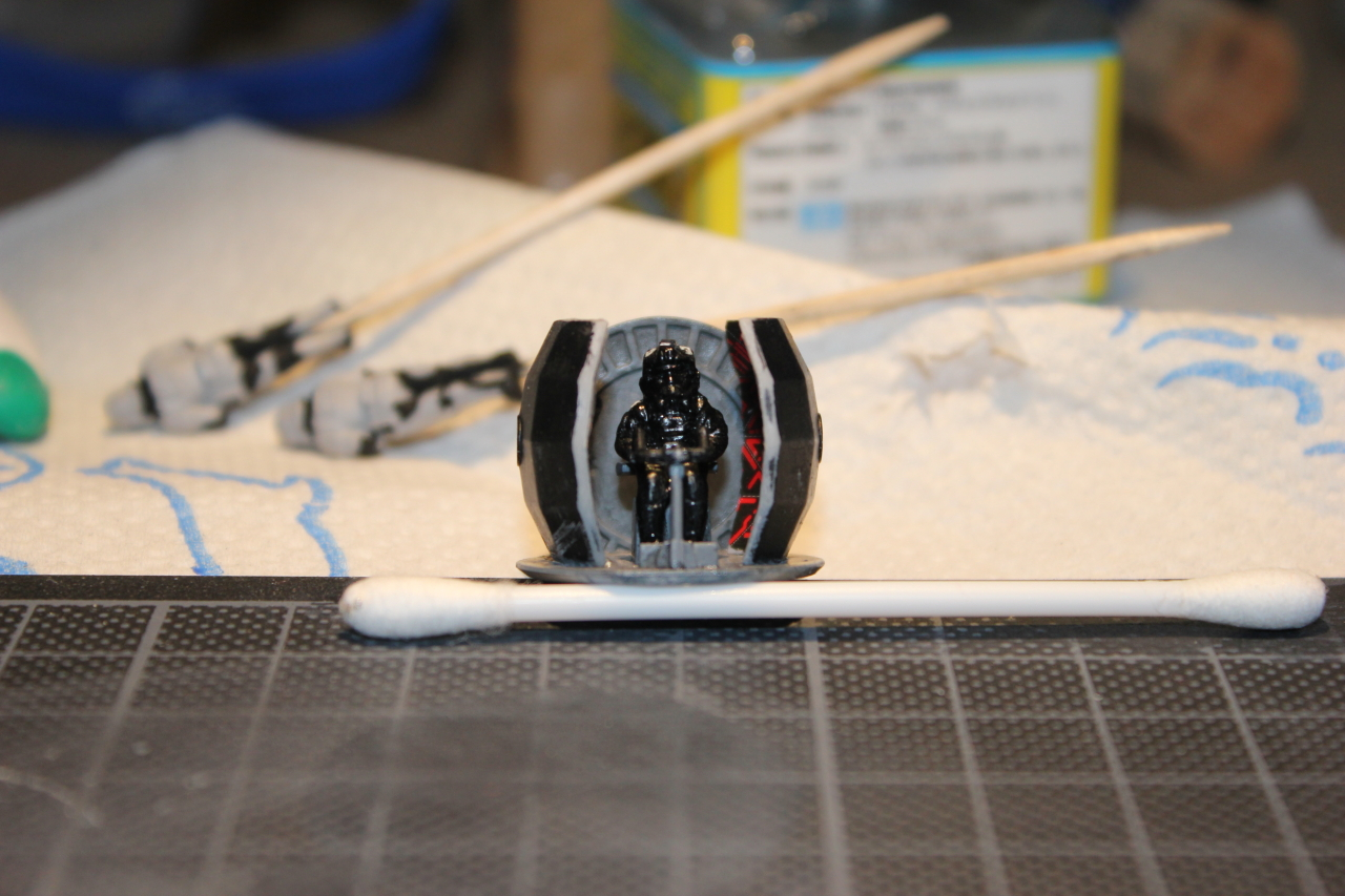 Star Wars [Tie Fighter] Fine Molds 1 : 72 295874DPP2004