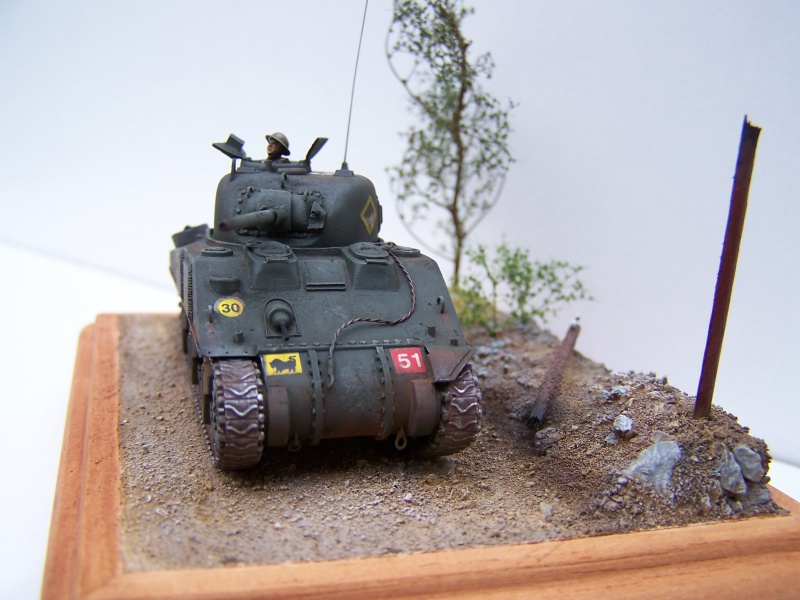 Sherman mk1  Normandie 1944 296144sherman1c025