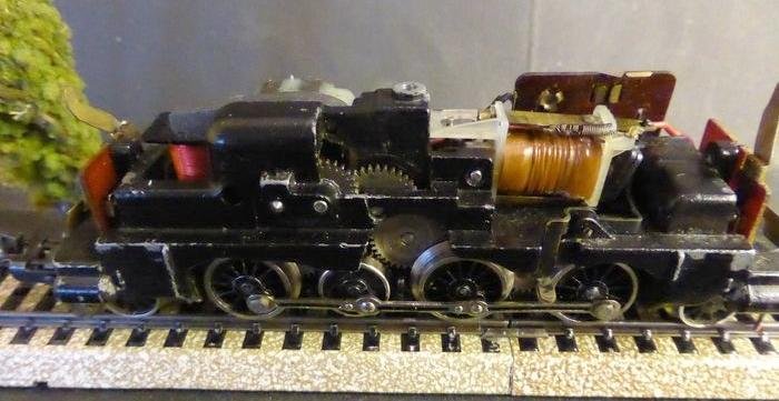 Les machines D/Da/Dm/Dm3 (base 1C1) des chemins de fer suèdois (SJ) 296189MrklinH0GS80030192LocomotivelectriqueDaSJvert4