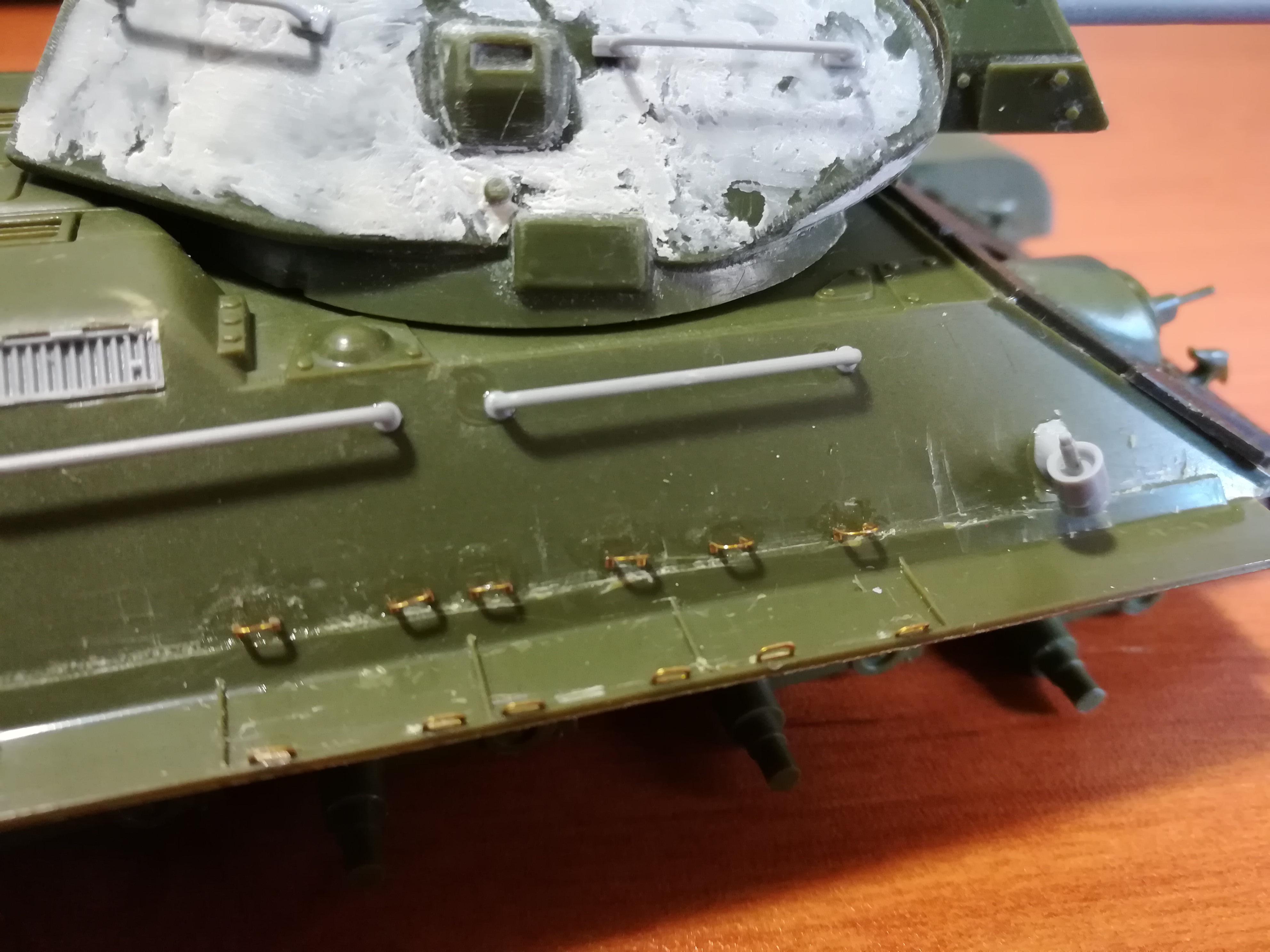 Front de l'Est, 1942 - T34 et Wehrmacht - Zvezda - 1/35 296502IMG20170921133010