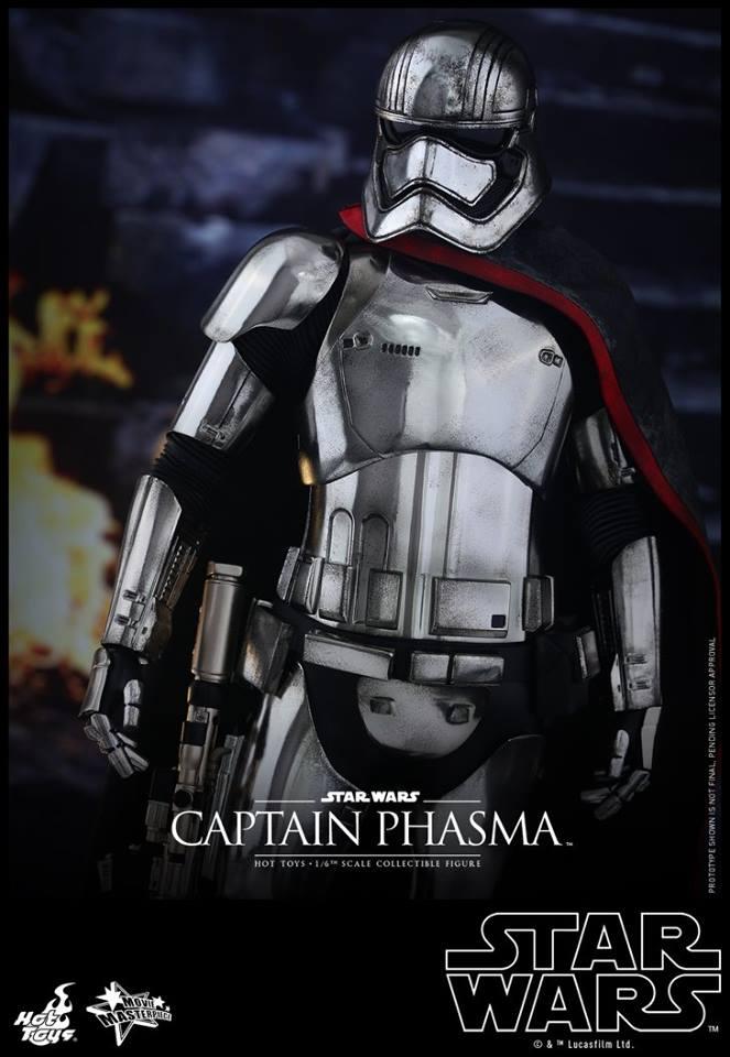 HOT TOYS - Star Wars: TFA - Captain Phasma 296722110