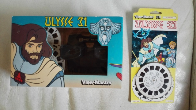ULYSSE 31 : les jouets vintage et produits dérivés - Page 3 297098IMG20160619194704
