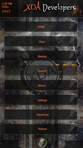 [THEME] Thèmes TWRP Recovery Hammerhead 1080p [24.11.2013] 297199menu