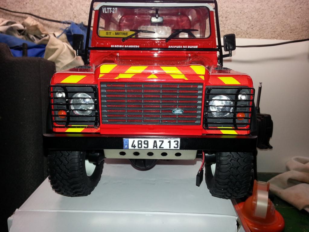 Defender 90 VLTT 'sapeurs pompiers des bouches du rhone - Page 5 29724320150129144654
