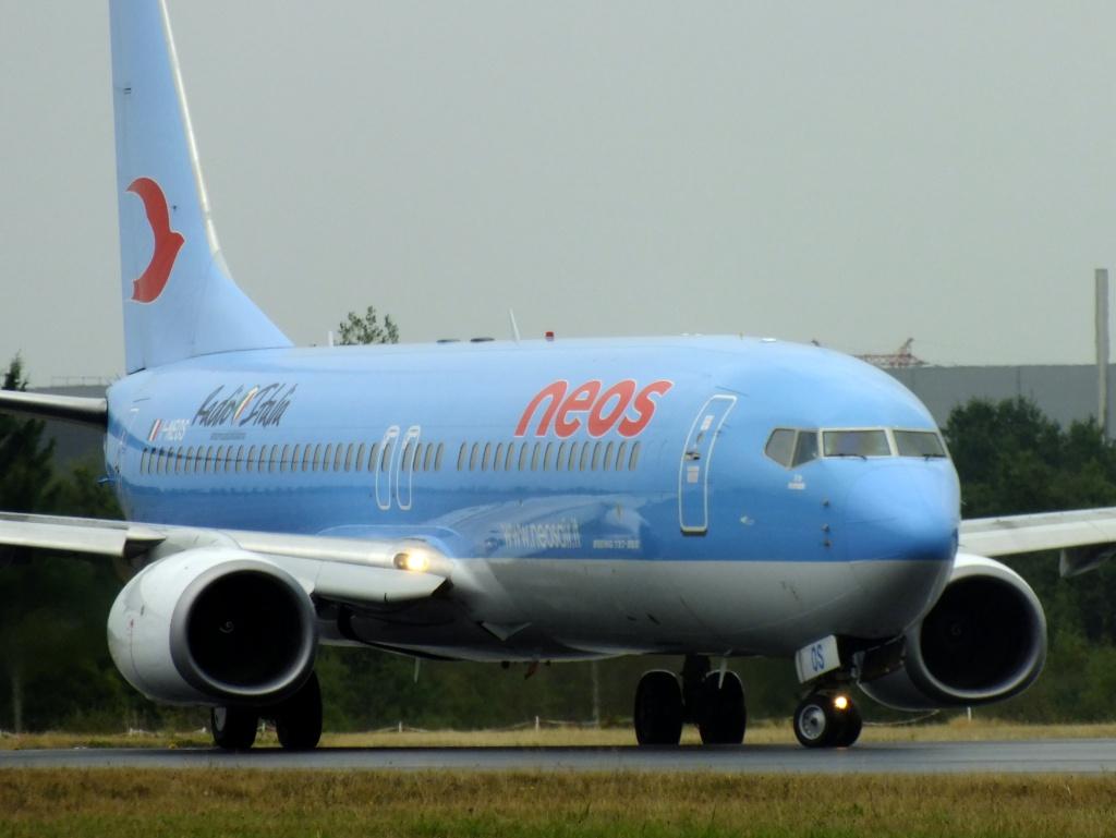 [28/09/2013] 737-800 (I-NEOS) Neos 297344Septembren2089
