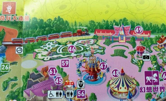 [Hong Kong Disneyland] Fairy Tale Forest (2015) 298217w33