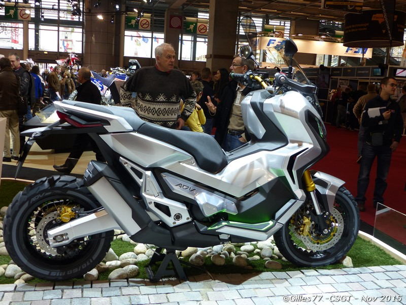 Integra X-ADV un Scoot- Trail Honda très attachant 299116P1010254