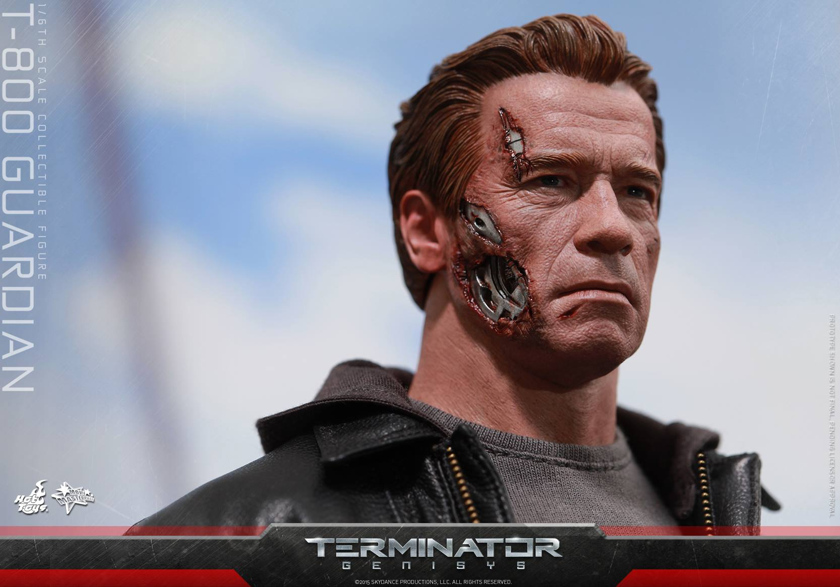 HOT TOYS - Terminator Genisys - T-800 Guardian 299320116