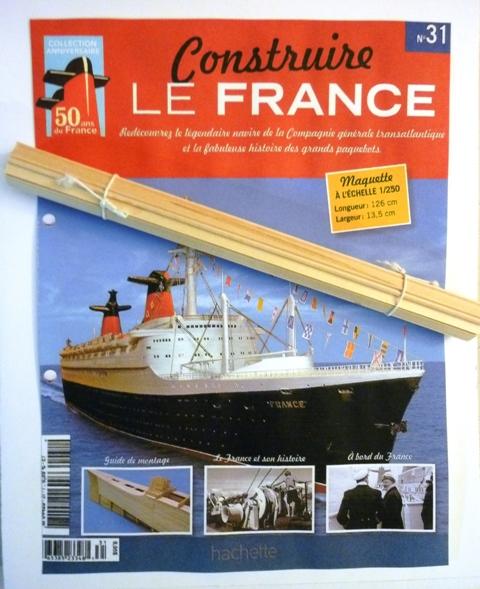 Le france  au 1/250è - hachette-Amati - Page 6 299644030Ar