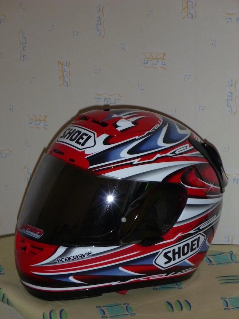 Casque Moto Shoei XSpirit 1 XS 54/55 300041Fichier002