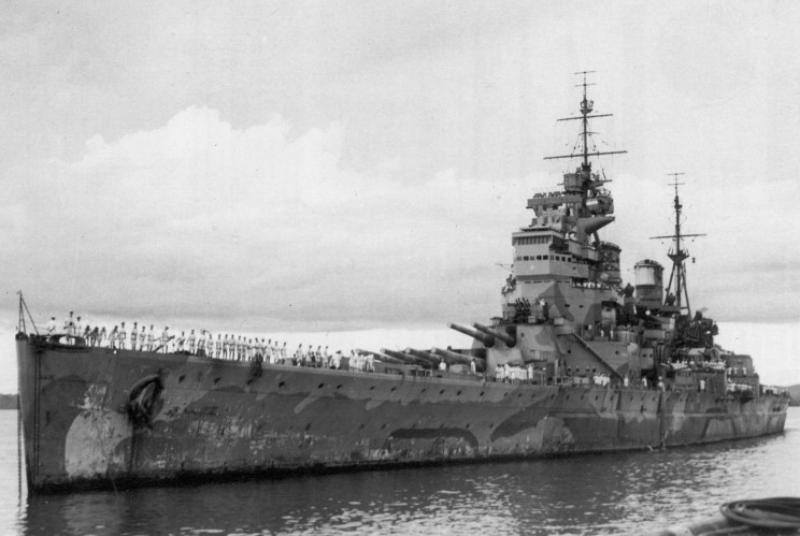 HMS PRINCE of WALES par Yuth 1/700 - Tamiya 300050hms_prince_of_wales_12