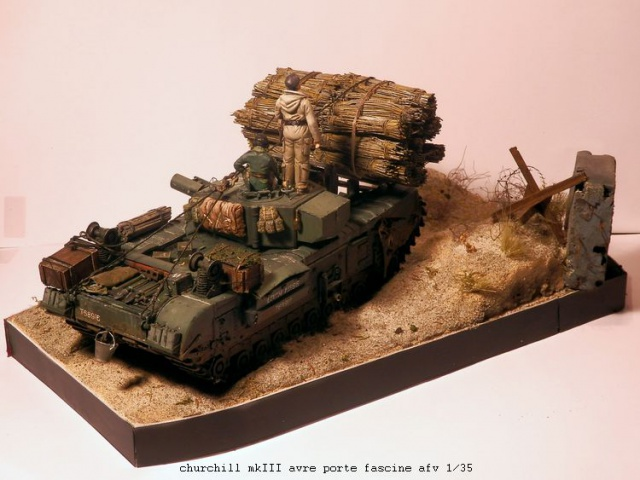 Churchill avre mk3  de chez afv club 1/35 - Page 2 300160P6220070