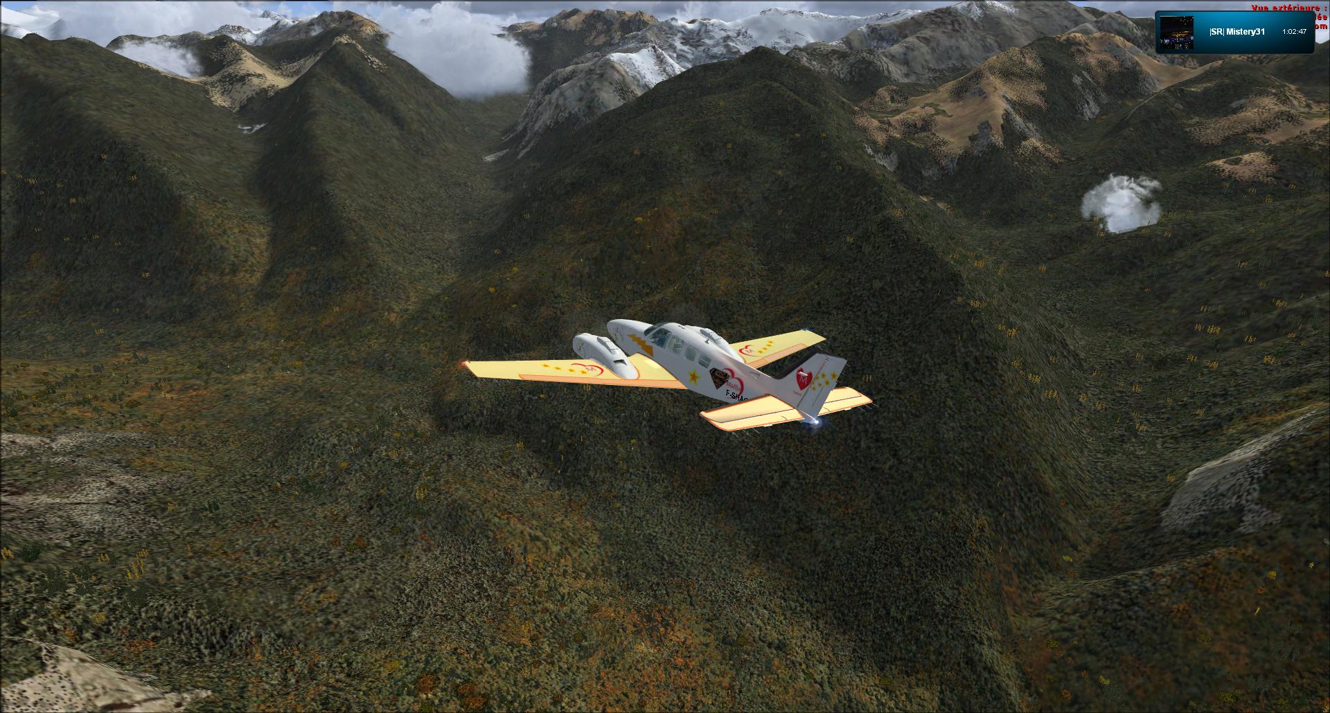 vol VFR aux USA 3008422012129171118783