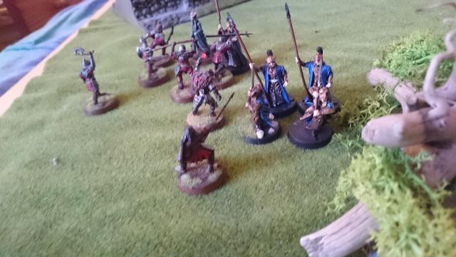 300 points / Elfes vs Orque et Uruk  3010903711