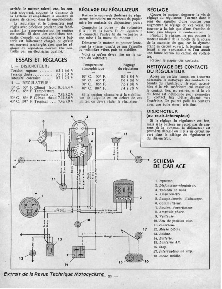 Switch lighting and ignition 302033ElectricitC11