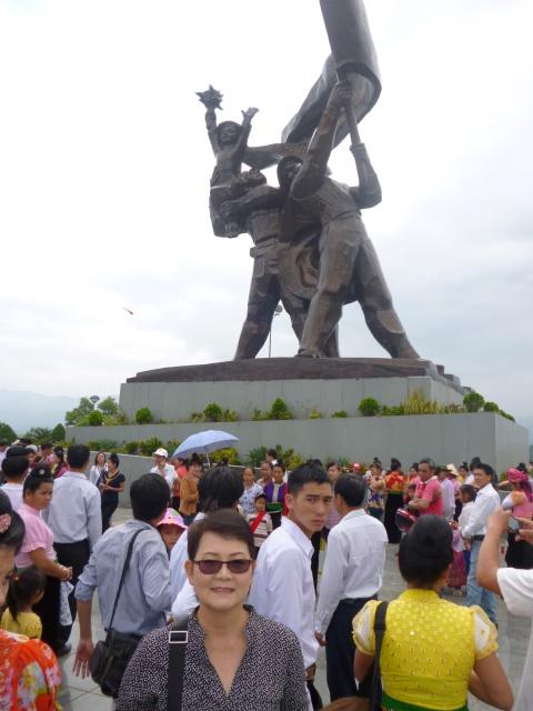 Tourisme historique à Dien Bien Phu 302083P1030751