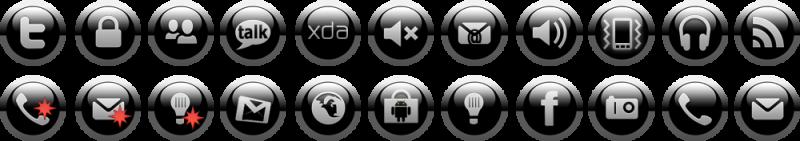 Nové ikony toogles pro Jkay de luxe 302449black